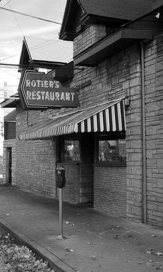 Rotier's, a Nashville legend, is just a stone's throw from Vanderbilt.  My parents used to go there when they were in Vanderbilt, and so did I. Now, I take my daughters.