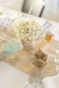 Joli mariage pastel & mint -