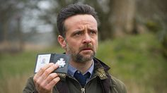 'Hinterland' interview with Richard Harrington - Season 2 of Welsh drama which has a Nordic Noir feel & connections.