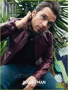 Sebastian Stan Covers 'August Man Malaysia' April 2016 (Exclusive): Photo 3616956 | Exclusive, Magazine, Sebastian Stan Pictures | Just Jared