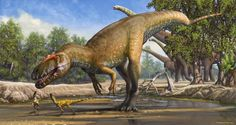 Species New to Science: [Paleontology • 2014] Torvosaurus gurneyi • the Largest Terrestrial Predator from Europe, and a Proposed Terminology...