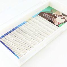 Nieuwe 0.07 C 3d wimper Natuurlijke zachte lange nertsen wimper W Lash Valse Wimpers Wimpers Uitbreiding mix lengte 6mm-12mm
