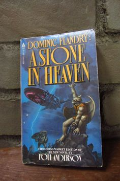 $6 A Stone in Heaven by Dominic Flandry