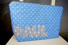 Windeltasche+blau+Sterne+von+beahafner++auf+DaWanda.com