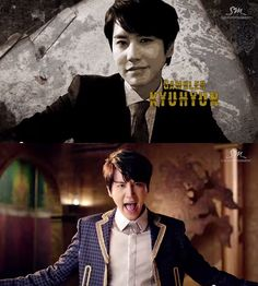 Super Junior - Mamacita MV Kyuhyun