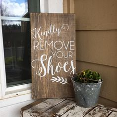 Remove Your Shoes Sign Printable Art Take Shoes Off Sign Mud Room