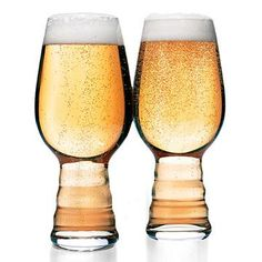 Specialty Spiegelau glasses tha enhance the flavors of IPA-beers....