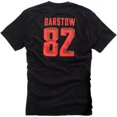 100% Barstow 82 Premium Mens Lightweight Crewneck Short Sleeve Mens T-Shirts