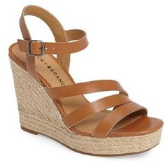 cc087108fcd Women s Lucky Brand Latif Espadrille Wedge  sandal  under100  spring   fashion  womenstyle  outfit  summer17  sale  shopping  mk  shoes  trend   trendway   ...