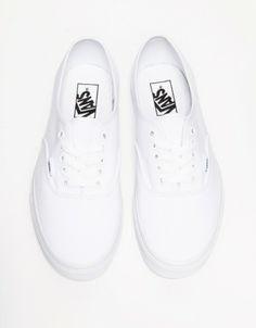 Authentic in True White
