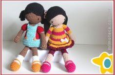 Violeta Mimoteca - Emoção em arte Amigurumi Crochet