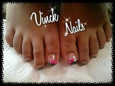 Gelish en los pies