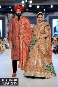wedding wear in Pakistan