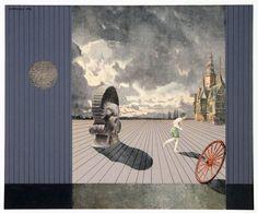 Antti Nieminen: Amok, 1972 Finland, Surrealism, Painting, Art, Art Background, Painting Art, Kunst, Gcse Art, Paintings