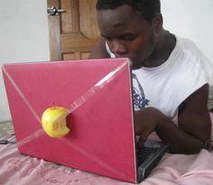 Everybody wants Apple products hahahahahaha