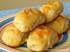 Pãozinho de Batata Doce