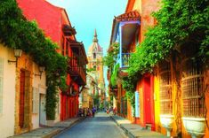 10 things to do in Cartagena de Indias   Magical realism springs to life in Cartagena de Indias the Caribbean jewel in Colombias crown. Akin to an open-air museum the walled Unesco World Heritage Site hides a wealth of colonial architecture and monuments but you can also escape to one of the nearby beaches a boat ride away for a tropical experience.  Lose yourself in the Walled Town  Colonial pastel facades lofty wooden entrances incredible door knockers cobbled streets and an abundance of…