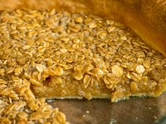 Classic Amish Oatmeal Pie