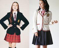 School Daze in Cute Fashion