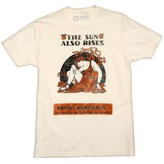 Sun Also Rises Tee Men's, 20€, now featured on Fab.