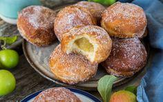 Jewish Recipes, Fika, Sweet Bread, Doughnuts, Nutella, Tart, Muffin, Goodies, Spices