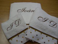 Borda y Más: toallas bodoques