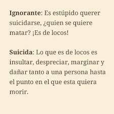 Resultado de imagen para suicidas frases