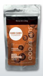 Camu camu prášok BIO Health Link 80g