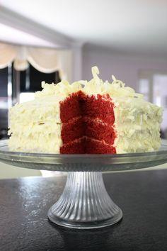 Red Velvet Cake - my favorite