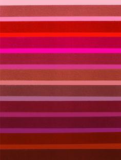 Fields_Pink - Art Print by Garima Dhawan
