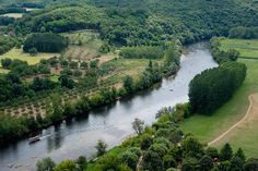 Dordogne Valley from Marquessac,