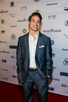 Bret Green (Riley Bennett), walks the red carpet. Eye Candy Men, Chocolate Men, College Boys, Gorgeous Black Men, Web Series, Love Story, Suit Jacket, It Cast, In This Moment