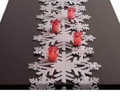 Holiday Parties, Holiday Decor, Christmas Runner, Interior Exterior, Christmas Treats, Table Runners, Your Favorite, Inspiration, Design