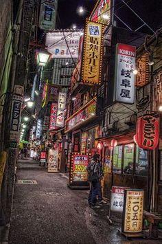 Bars (Shinjyuku,Japan) 思い出横丁