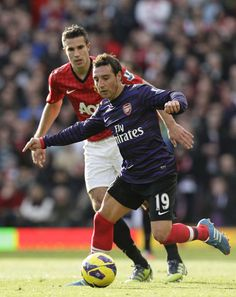 Manchester Utd 2 Arsenal 1 - Santi.