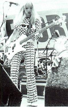 Kim Gordon of Sonic Youth                                                       …