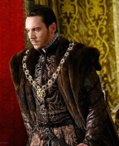 "Depiction of Henry VIII in ""The Tudors"" - Jonathan Rhys Meyers - He. Was. Amazing !!!"