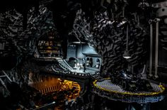 20,000 brick Lego Batcave