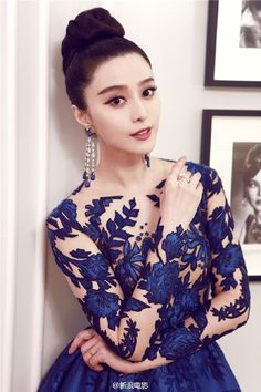 Fan Bingbing in Zuhair Murad Haute Couture. Fan Bingbing, My Fair Princess, Actress Fanning, Swimwear Sale, Chinese Actress, Asian Fashion, High Fashion, Asian Beauty, Asian Girl