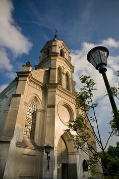 The Church of Saint Roche, Minsk, Belarus