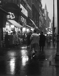 299-Charing Cross Road, Foyles bookshop 1937 by Warsaw1948, via Flickr