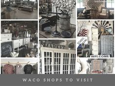 20 Places you Should Visit in Waco, Texas {thinking beyond Magnolia Market}