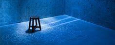 石田尚志個展「渦まく光」 会期:2015年3月28日 –5月31日 会場:横浜美術館