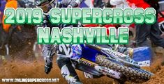 #Supercross #Nashville #Round14 Live Stream 2019 Monster Energy Supercross, Nissan Stadium, Nashville, Live