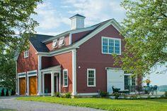 Exteriors - farmhouse - Exterior - Burlington - Connor Homes