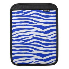 >>>Best          Blue Zebra Stripes Sleeves For iPads           Blue Zebra Stripes Sleeves For iPads so please read the important details before your purchasing anyway here is the best buyReview          Blue Zebra Stripes Sleeves For iPads please follow the link to see fully reviews...Cleck Hot Deals >>> http://www.zazzle.com/blue_zebra_stripes_sleeves_for_ipads-205936098354774593?rf=238627982471231924&zbar=1&tc=terrest