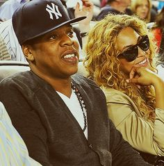 Beyonce | JayZ made the yankee hat more famous than a yankee can'