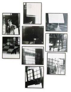 Gilbert & George, Imprisoned, 1972