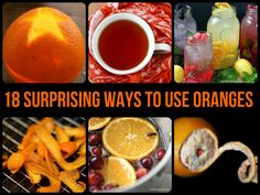 18 Surprising Ways To Use Oranges - For those that love oranges, health conscious people, people how love to use home made products. The cultivators and retailers of oranges can profit from such an article also, because their sales will increase.