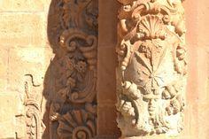 Catedral de Santiago en Orihuela (Alicante, España).  Cathedral of Santiago in Orihuela (Alicante, Spain).